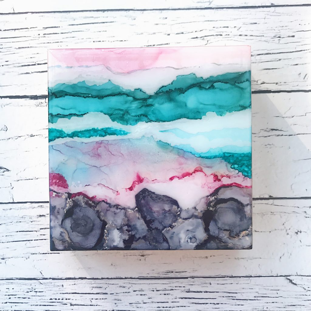 Where the Sky Meets the Sea